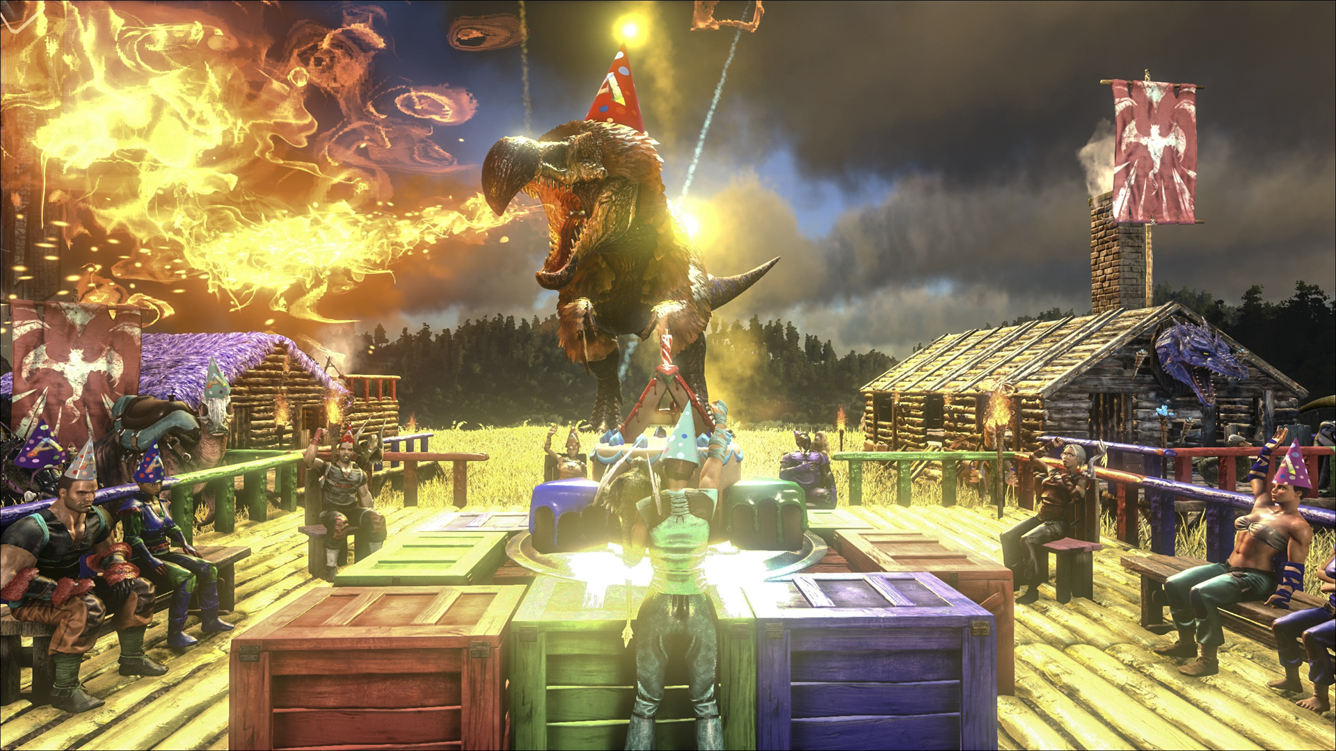 ARK News, Updates Logs, and Patch Notes (Page 43) - ARK