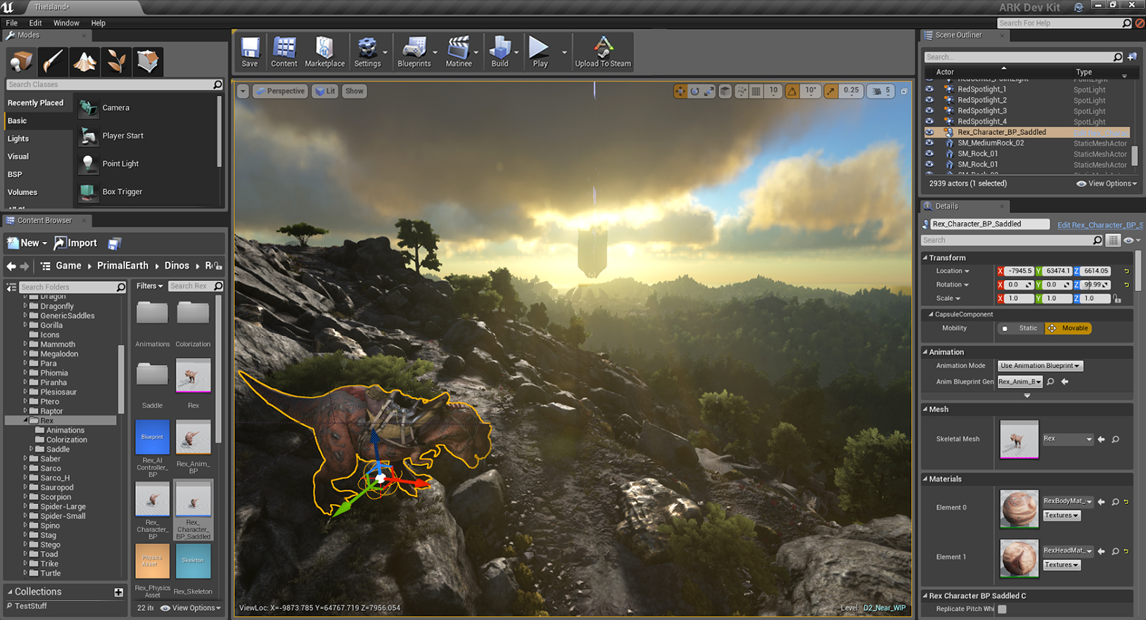 Ark survival evolved dev kit update ark survival evolved servers news image malvernweather Choice Image